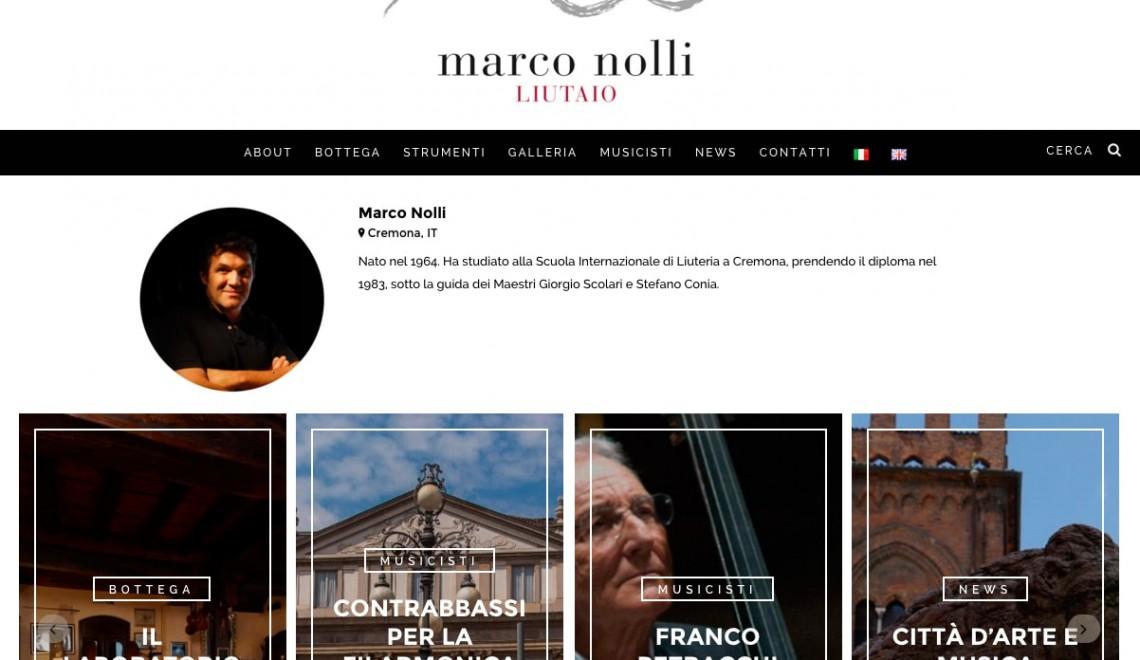 Marco Nolli go live!